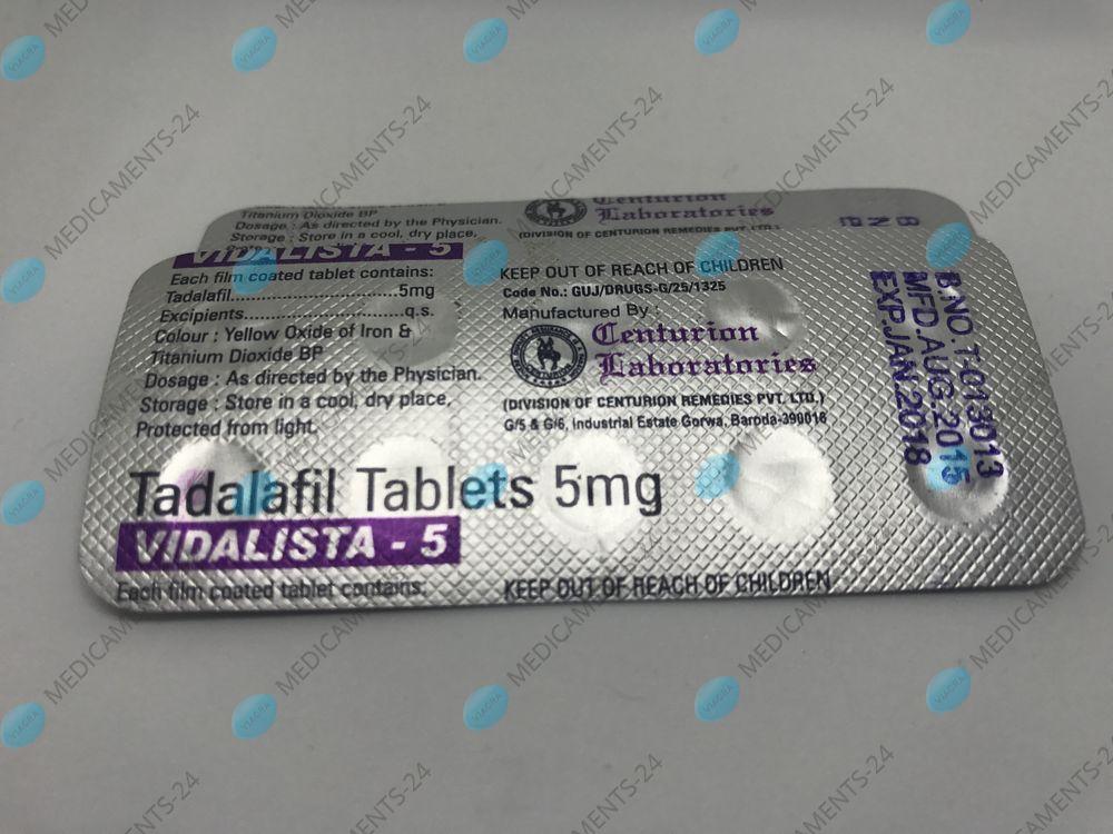 Acheter Cialis 5 mg